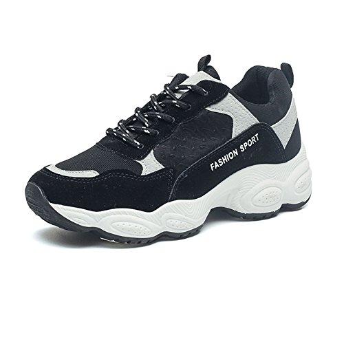 Zapatos Deportivos,Versión Coreana De La Ventilación Original Del Estudiante Del Anfitrión Zapatos Corrientes,Zapatos De Suela Espesa,Calzado Casual A