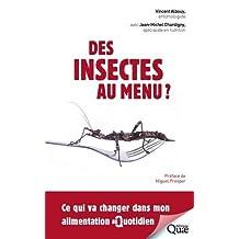 Des Insectes Au Menu: ce Qui Va Changer Dans Mon Alimentation