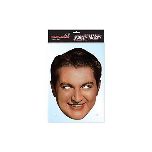 [Official Liberace Celebrity Mask] (Bollywood Costumes For Men)