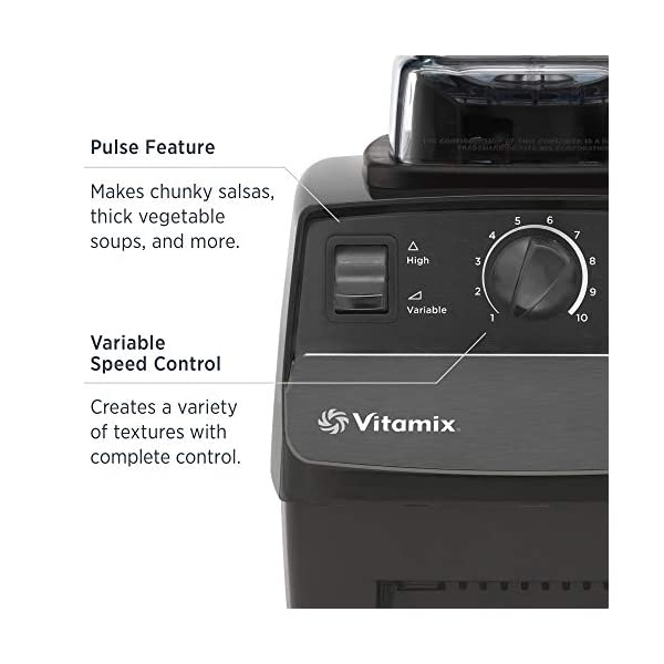 Vitamix 5200 Blender Professional-Grade, Self-Cleaning 64 oz Container, Black - 001372 3