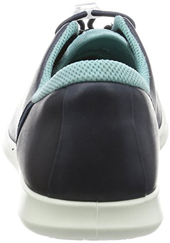 marine Basse Blau Sense Retro Aquatic 50557marine Sneaker Donna ECCO Blue nzqpwWvZd