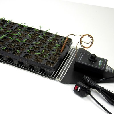 Ken-Bar Precise 11'' X 8' Seed Starting Heat Mat with Thermostat