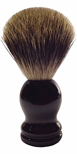 Shaving Brush (Best Badger Hair) By Handsome Rob Shave Co.