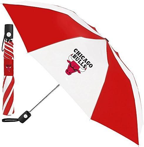 McArthur Golf- NBA Auto Fold Umbrella [並行輸入品]