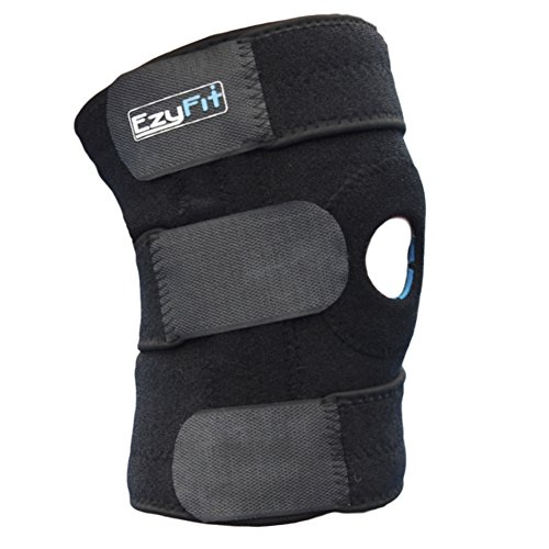 EzyFit-Knee-Brace-Support-Dual-Stabilizers-Open-Patella-Adjustable-Breathable-Neoprene-for-ACL-Meniscus-Tear-Injury-Recovery-Comfort-Fit-3-Sizes