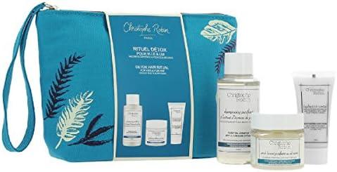 Detox Kit de viaje ritual para el pelo: Amazon.es: Belleza
