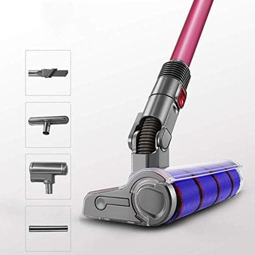 BD.Y Aspirateur sans Fil Deux-en-Un Push/Handheld à Faible Bruit Affichage Intelligent de la Batterie Protection Contre Les surcharges Les Godets à poussière sont détachables