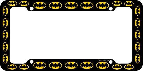 Buy the Chroma 42519 Black Batman Logo Plastic Frame