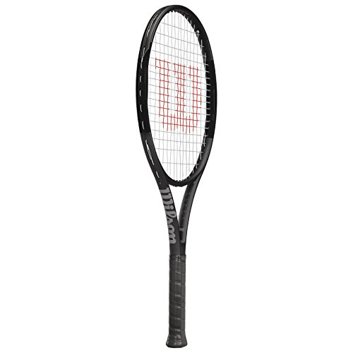 Wilson Pro Staff 26 Junior Tennis Racquet (Black)