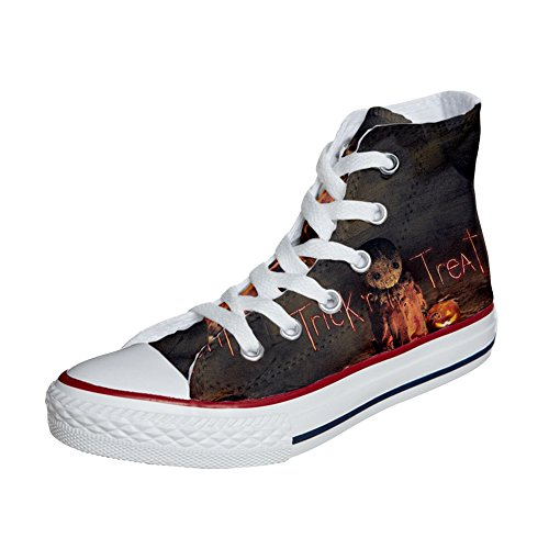 Converse Zapatos Unisex Horror All The producto Customized Personalizadas Star rz8zqE