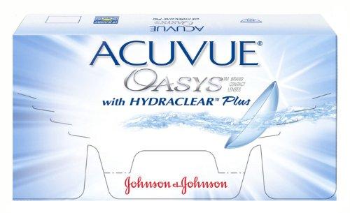 Acuvue Oasys contact (6 lentilles / boîte - une boîte)
