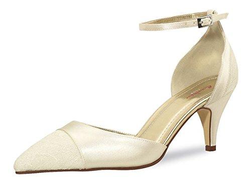 Elsa Coloured Shoes , Bride cheville femme