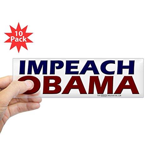 Acorn Barack Obama - CafePress - IMPEACH OBAMA Bumper Sticker (10 pk) - 10