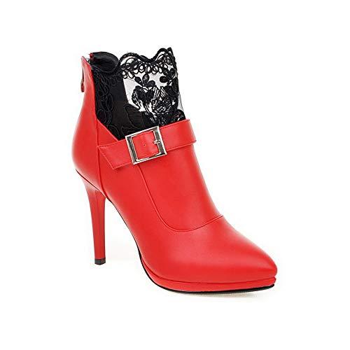 Balamasa Balamasa Femme Femme Red Abl11784 Plateforme Red Balamasa Plateforme Abl11784 x1R5B6