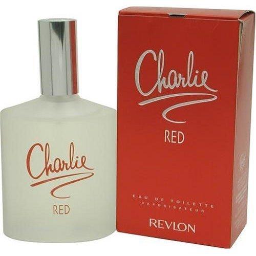 (Charlie Red by Revlon for Women, Eau De Toilette Spray, 3.4)
