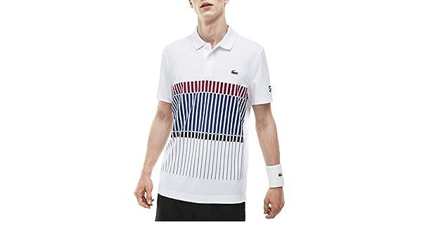 Lacoste Polo Sport Novak Djokovic: Amazon.es: Ropa y accesorios