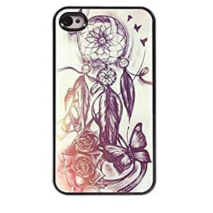 QHY Dream Catcher Design Aluminum Case for iPhone 4/4S