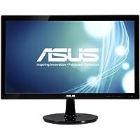 Asus, Led Monitor 20 1600 X 900 250 Cd/M2 1000:1 50000000:1 (Dynamic) 5 Ms Dvi-D, Vga Black Product Category: Peripherals/Lcd & Led Monitors