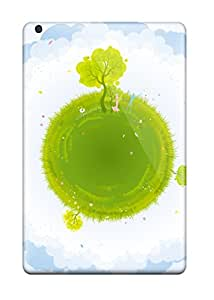 Austin B. Jacobsen's Shop New Style Protection Case For Ipad Mini / Case Cover For Ipad(green Earth Vector) 2271233I48009207