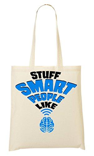 Stuff Smart Like Bolso De Mano Bolsa De La Compra