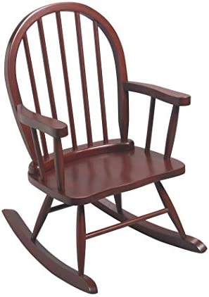 Gi Mark Children's Windsor Rocking Chair