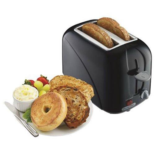 Proctor Silex 2-Slice Toaster Black 22210