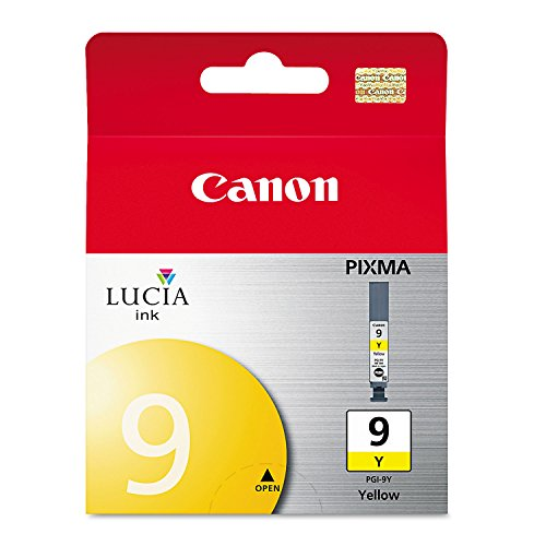 CNMPGI9Y - Canon Lucia PGI-9Y Yellow Ink Cartridge