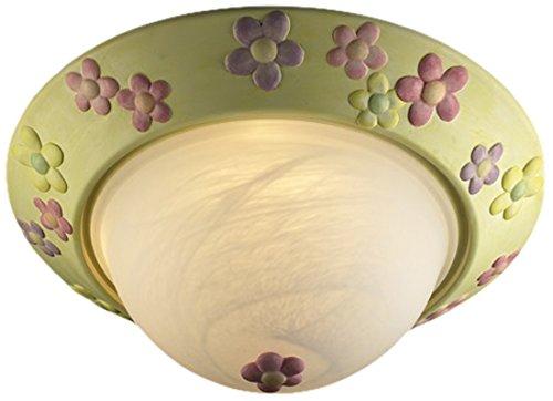 Justice Design Group - Kid's Room 2-Light Flush-Mount - Ceramic Shade ()