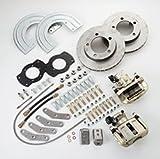 SSBC A136-1 Rear Drum to Disc Brake Conversion Kit