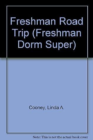 book cover of Freshman Road Trip