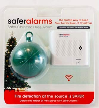 Safer Christmas Tree Alarm
