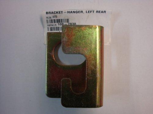 108-7838 Toro Timecutter Left Rear Hanger Bracket Z4200 Z4220 Z4235 Z5000 (Left Rear Bracket)