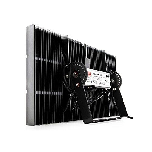 Foco Proyector de LEDs Especial Pistas Padel 180W 18000Lm 50.000H ...