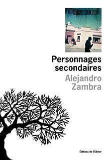 Personnages secondaires, Zambra, Alejandro