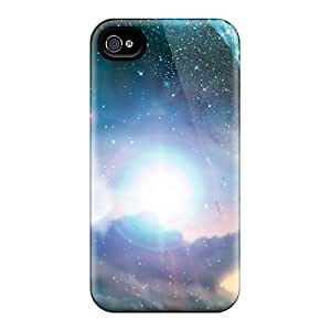 High-end Cases Covers Protector For Iphone 6(nebula Clouds)