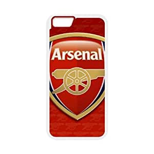 iphone6 plus 5.5 inch case (TPU), Arsenal (7) Cell phone case White for iphone6 plus 5.5 inch - FFFG4165871
