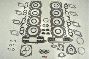 - ITM Engine Components 09-10573 Cylinder Head Gasket Set for 1990-1996 Infiniti 4.5L V8, VH45DE/Q45