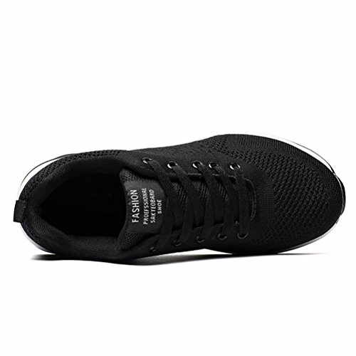 Pictures of JIAWA Mens Sports Running Shoes Womens Cushion 1JRMR506 2