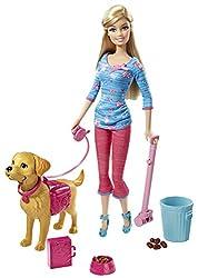 Barbie Potty Training Taffy Barbie Doll & Pet
