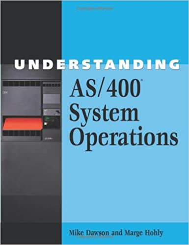 understanding as400 system operations 1st edition