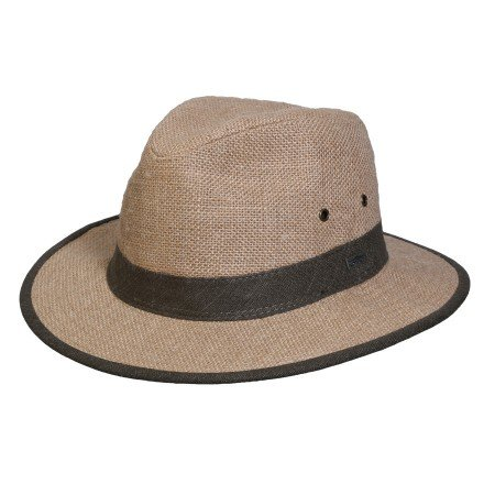 COV-VER Black Creek Safari Hemp Hat
