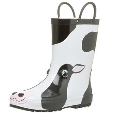 Cow Rain Boots - Boot Hto