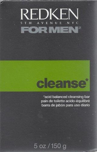 - Redken For Men Cleanse Acid Balanced Cleansing Bar by Redken