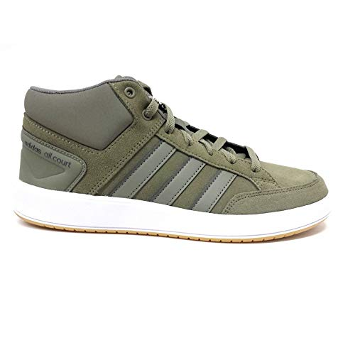cartra Court gricua Adidas Mid cartra 0 Fitness Homme Multicolore Chaussures All De z5a5nqF7