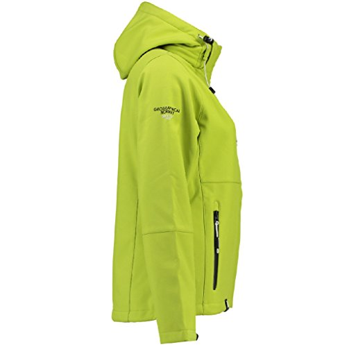 Geographical Norway - Chaqueta - Parka - para mujer Verde