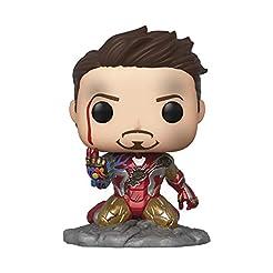 Pop! Avengers Endgame: I Am Iron Man Glo...
