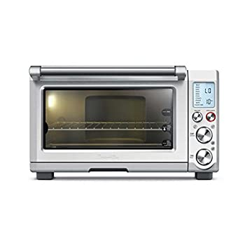 Image of Home and Kitchen Breville BOV845BSS Smart Oven Pro 1800 W Convection Toaster Oven with Element IQ, Brushed Stainless Steel