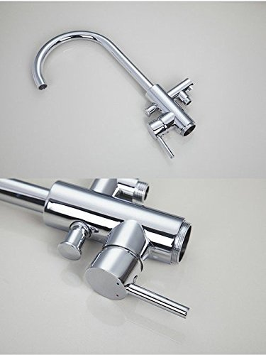GOWE Luxury Bathtub Shower Faucet Set Floor Mounted Tub Shower Free Standing Mixer Tap Hot&Cold Water Shower Set 2