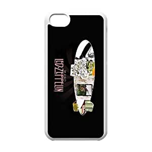 New Brand Case for iPhone 5c w/ Led Zeppelin image at Hmh-xase (style 1) by tigerbrace