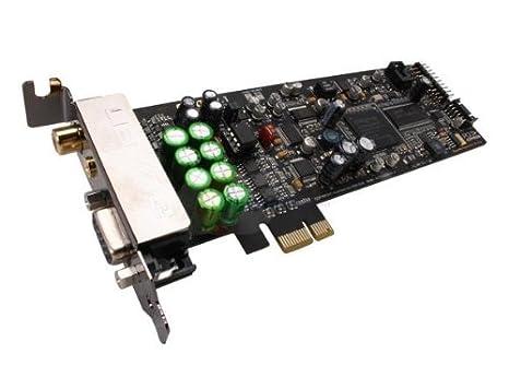 AuzenTech X-Fi Forte - Tarjeta de Sonido 7.1 de Perfil bajo ...
